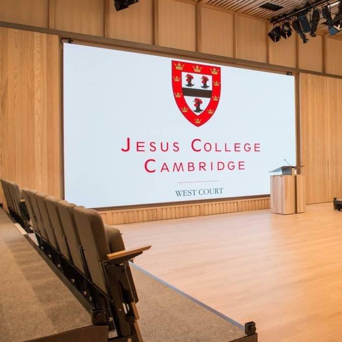Jesus College Lecture Theatre GS Acoustics