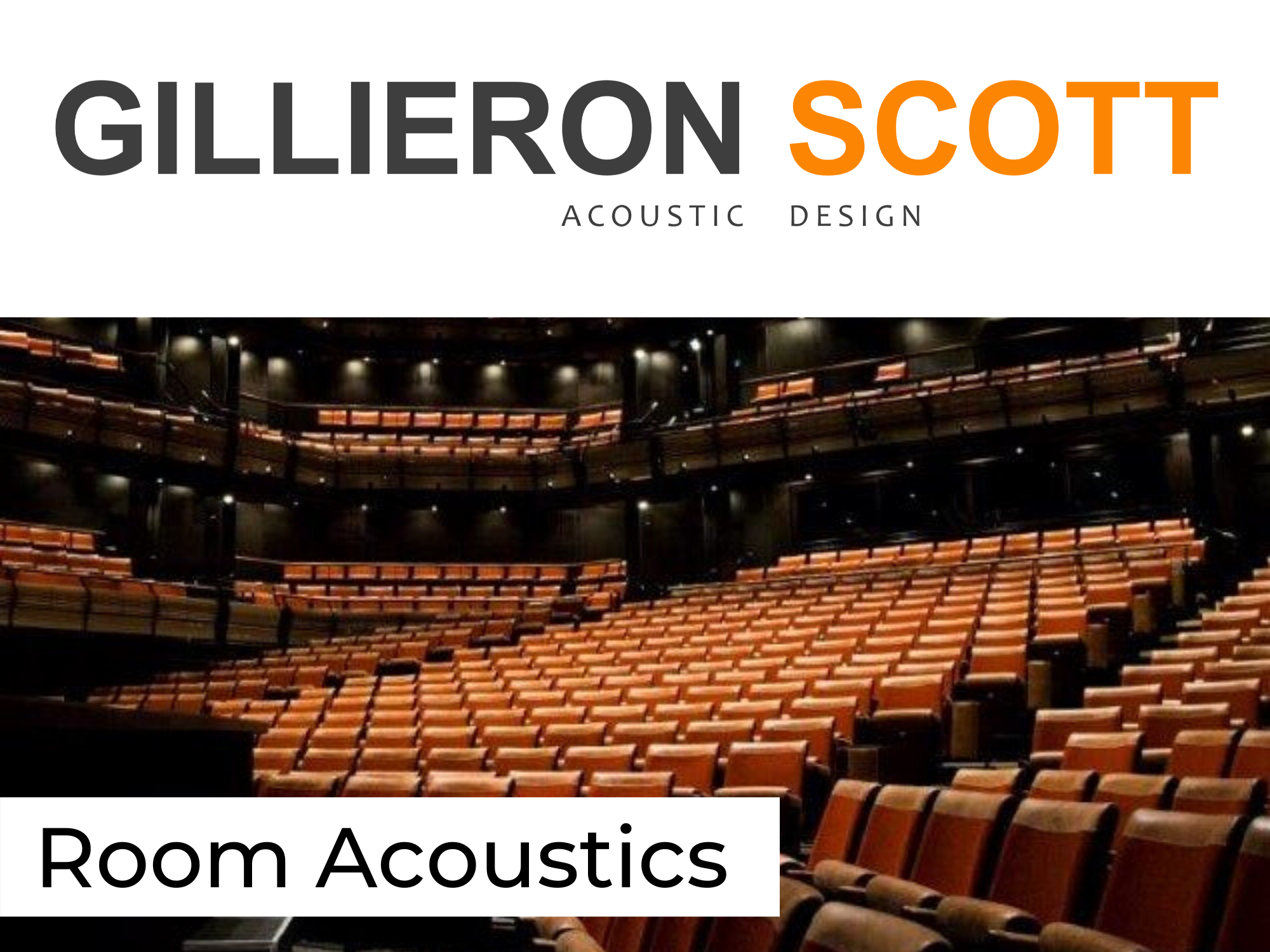 Room Acoustics Acoustic Consulting Services London